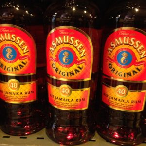 Asmussen Oroginal with Jamaica Rum