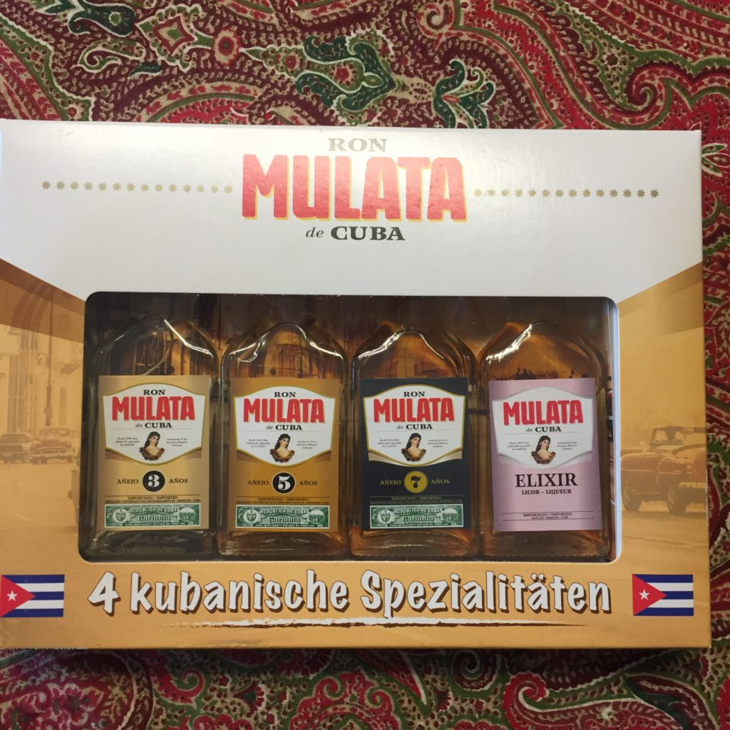 Ron Mulata Kuba
