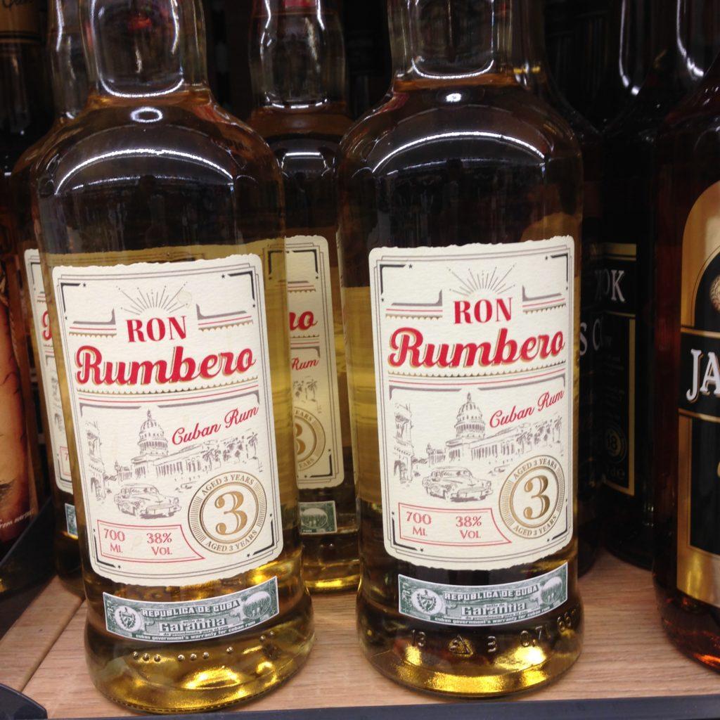 Ron Rumbero Kuba